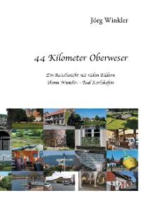 Cover 44 Kilometer Oberweser