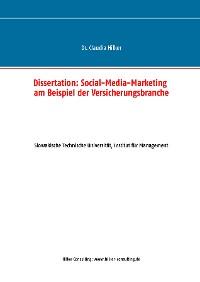 Cover Social-Media-Marketing am Beispiel der Versicherungsbranche