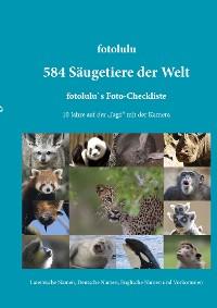Cover 584 Säugetiere der Welt