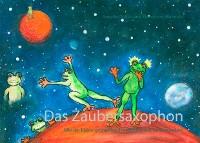 Cover Das Zaubersaxophon