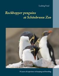 Cover Rockhopper penguins at Schönbrunn Zoo