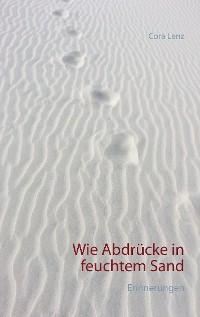 Cover Wie Abdrücke in feuchtem Sand