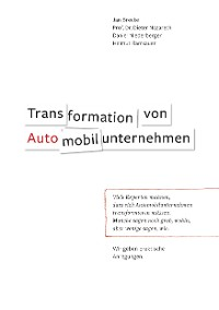Cover Transformation von Automobilunternehmen