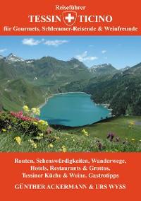 Cover Reiseführer Tessin - Ticino