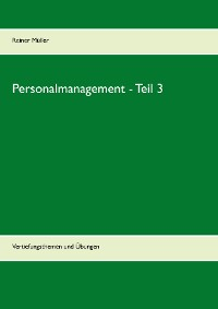 Cover Personalmanagement - Teil 3