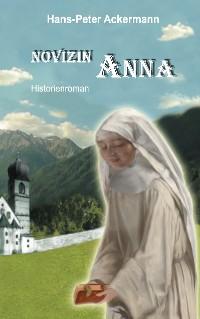 """Cover """"Novizin Anna"""""""