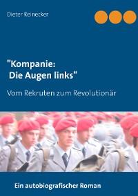 "Cover ""Kompanie: Die Augen links"""