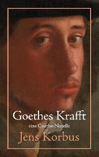 Cover Goethes Krafft