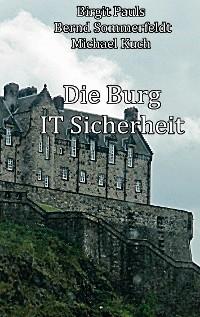 Cover Die Burg IT-Sicherheit