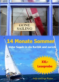 Cover XXL-Leseprobe: 14 Monate Sommer