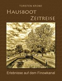 Cover Hausboot Zeitreise