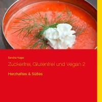 Cover Zuckerfrei, glutenfrei und vegan 2
