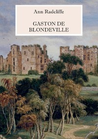 Cover Gaston de Blondeville - Deutsche Ausgabe