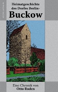 Cover Heimatgeschichte des Dorfes Berlin-Buckow