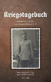 Cover Kriegstagebuch
