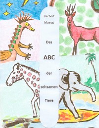 Cover Das ABC der seltsamen Tiere