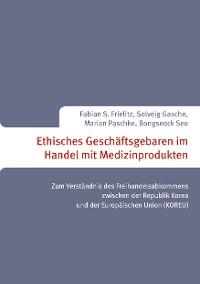 Cover Ethisches Geschäftsgebaren im Handel mit Medizinprodukten