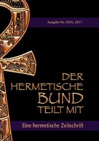Cover Der hermetische Bund teilt mit: 24