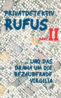 Cover Privatdetektiv Rufus II