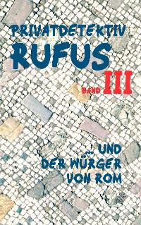 Cover Privatdetektiv Rufus III