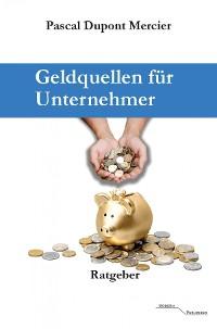Cover Geldquellen für Unternehmer