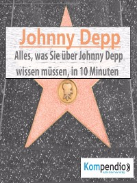 Cover Johnny Depp (Biografie kompakt):