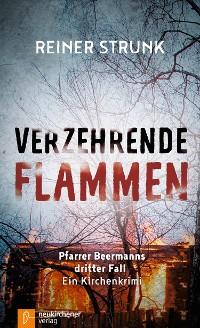 Cover Verzehrende Flammen