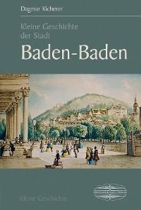 Cover Kleine Geschichte der Stadt Baden-Baden