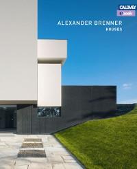Cover Alexander Brenner Houses
