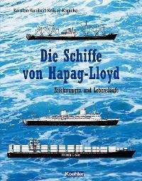 Cover Die Schiffe von Hapag-Lloyd