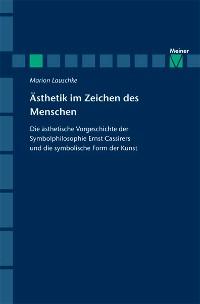 Cover Ästhetik im Zeichen des Menschen