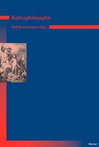 Cover Grundlagentexte Kulturphilosophie