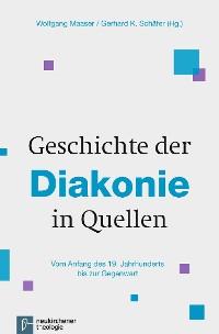 Cover Geschichte der Diakonie in Quellen