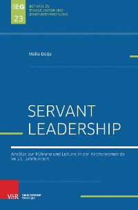 Cover Servant Leadership