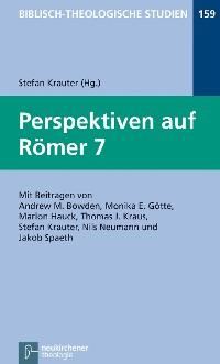 Cover Perspektiven auf Römer 7