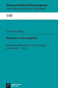 Cover Behemot und Leviathan