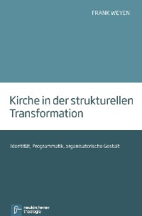 Cover Kirche in der strukturellen Transformation