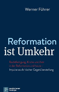 Cover Reformation ist Umkehr