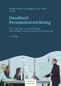 Cover Handbuch Personalentwicklung