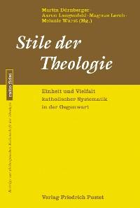 Cover Stile der Theologie