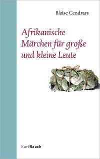 Cover Afrikanische Märchen für große und kleine Leute
