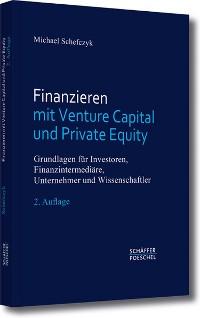 Cover Finanzieren mit Venture Capital und Private Equity