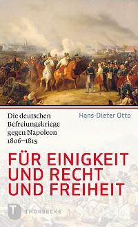 Cover Für Einigkeit und Recht und Freiheit