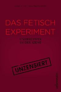 Cover Das Fetisch-Experiment