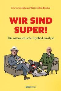 Cover Wir sind SUPER!