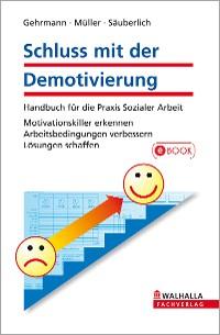 Cover Schluss mit der Demotivierung