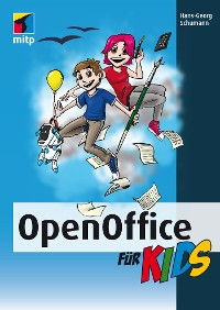 Cover OpenOffice für Kids