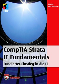 Cover CompTIA Strata IT Fundamentals