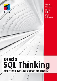 Cover Oracle SQL Thinking