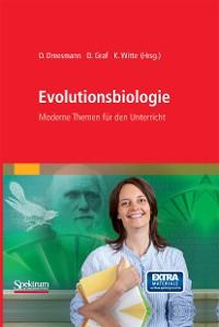 Cover Evolutionsbiologie
